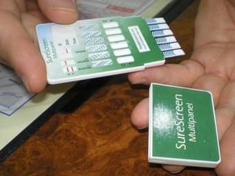 Гаишникам разрешат проводить тесты на наркотики