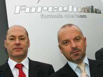Команда Формулы-1 Lotus переманила трех конструкторов Force India