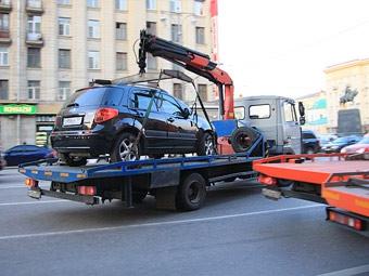 За десять дней в Москве выявили 26,5 тысячи неправильно припаркованных машин
