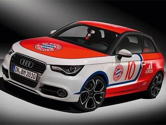"""Audi покажет фанатам """"Фольксвагенов"""" семь тюнинговых хэтчбеков A1"""
