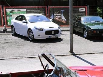 Перелицованная Opel Insignia будет продаваться под частным брендом