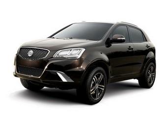 Компания Renault заинтересовалась в покупке марки SsangYong