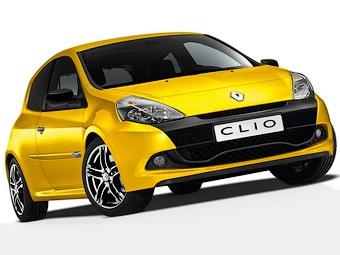 Новый Renault Clio RS появится в России в июне
