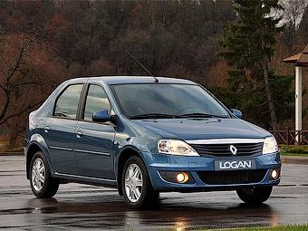 Renault Logan получит автоматическую коробку передач