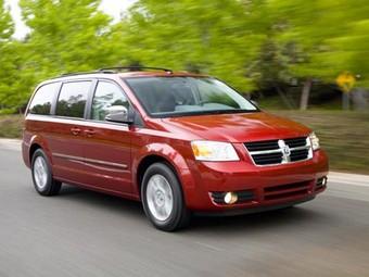 Chrysler отправит в ремонт 285 тысяч минивэнов из-за угрозы возгорания