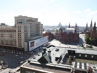 В День России в центре Москвы ограничат движение