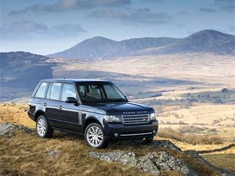 """Range Rover с новым дизелем V8 получит восьмиступенчатый """"автомат"""""""