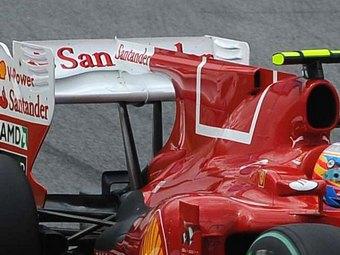Команды Формулы-1 отказались от использования F-канала