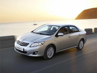 Toyota может отозвать 160 тысяч машин в России