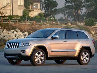 Производство нового Jeep Grand Cherokee начнется в мае