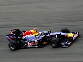 В Турции команде Red Bull пришлось изменить конструкцию подвески