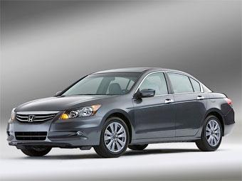 Компания Honda обновила американские версии Accord
