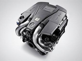 Турбомотор AMG дебютирует на седане Mercedes-Benz S-Class