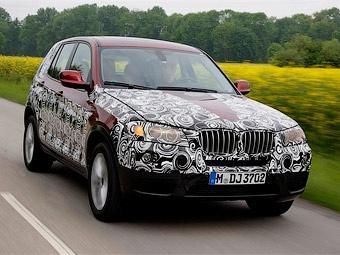 Компания BMW рассказала подробности о кроссовере X3 нового поколения