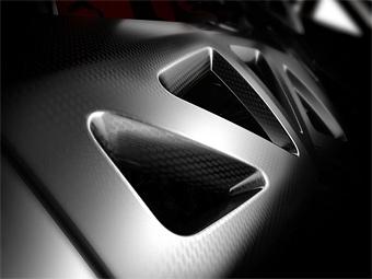 """Появился третий """"тизер"""" новой модели Lamborghini"""
