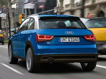Кроссовер на базе Audi A1 получит полный привод от Suzuki SX4