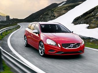 Компания Volvo анонсировала спорт-пакет для моделей S60 и V60