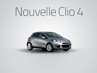 Появилось первое изображение нового Renault Clio