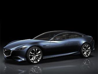 Компания Mazda представила новый стиль для своих моделей