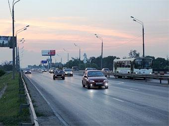 Большинство москвичей поддержало строительство дублера Ленинградки