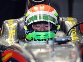Бруно Сенна пропустит Гран-при Великобритании