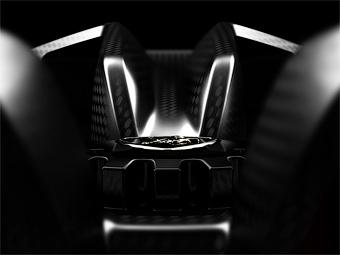 Рассекречен четвертый фрагмент нового суперкара Lamborghini