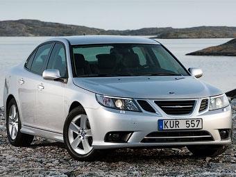 Saab обновил седан 9-3