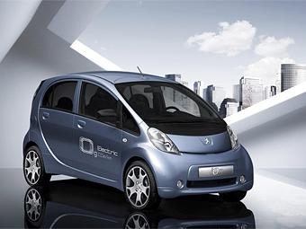 Peugeout и Mitsubishi наладят выпуск электрокаров в Испании