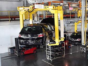В России появятся сборочные производства Opel и Mercedes-Benz
