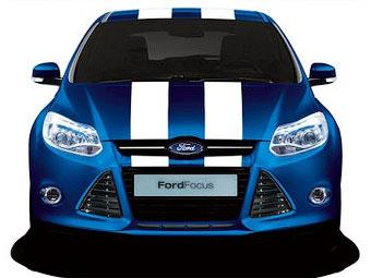 Ford привезет новый Focus ST на моторшоу в Париже
