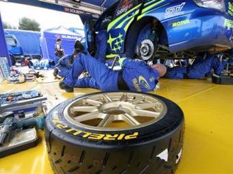 FIA отказалась от шинной монополии в чемпионате мира по ралли