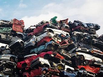 Программу утилизации грузовиков отложат до 2012 года