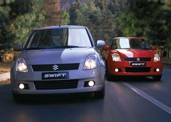Suzuki отзывает 187 тысяч машин по всему миру
