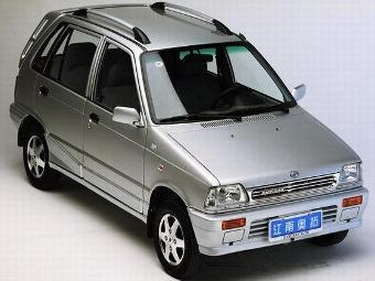 Самый дешевый в мире автомобиль разработают в Китае