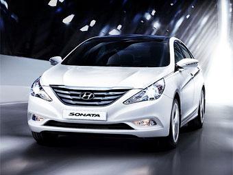 Объявлены российские цены на новую Hyundai Sonata