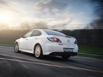 Выпущен двухмиллионный экземпляр Mazda6