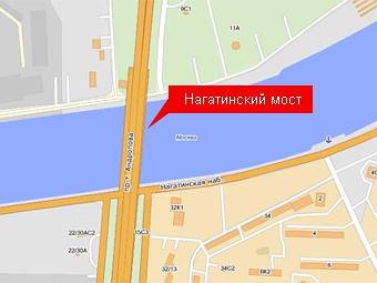 Ремонт Нагатинского моста начнется в феврале 2011 года