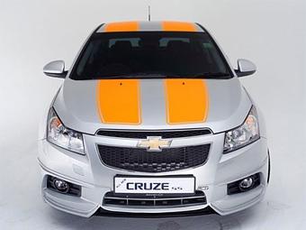 Азиатский седан Chevrolet Cruze получил спортпакет