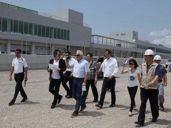 Трассу для Гран-при Южной Кореи достроят в августе