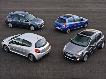 Предвестника нового Renault Clio покажут в сентябре