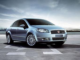 Fiat Linea российской сборки появится в продаже в сентябре