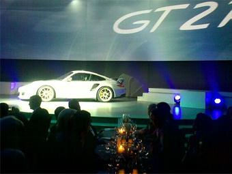 Porsche готовит самую быструю версию модели 911