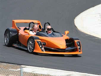 Новозеландцы решились начать производство 600-сильного суперкара