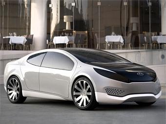 Компания Kia готовит конкурента Toyota Prius