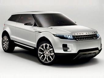 Осенью Land Rover покажет переднеприводный кроссовер