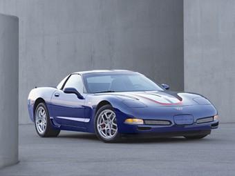 В Chevrolet Corvette обнаружили утечку топлива