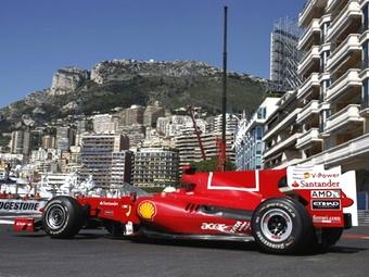 Фернандо Алонсо показал лучшее время на свободных заездах Гран-при Монако