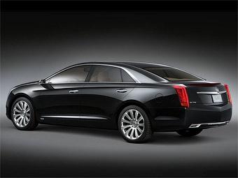 Руководство GM одобрило выпуск нового седана Cadillac