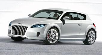 Новый Audi A2  станет конкурентом Mini