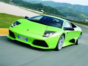 Суперкары Lamborghini отзовут из-за протечки бензобака